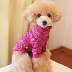 러블리 강아지셔츠 (레드) 강아지티셔츠