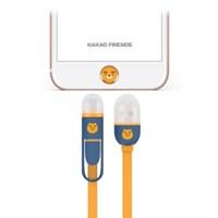 카카오프렌즈 멀티 데이터케이블 120cm (5핀/8핀/타입C 공용)