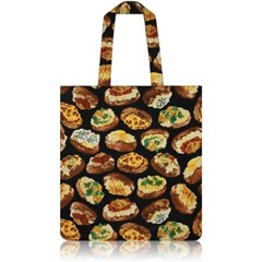 nother Loaded Baked Potato Flat Tote Bag