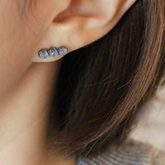 로사 레인보우 문스톤 귀걸이 rosa rainbow moonstone earring