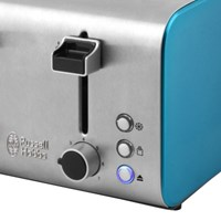 러셀홉스 4구 올스텐 토스터기 RH-D8590BL 블루