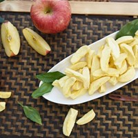 [해일] 꿀맛 사과말랭이 (과일칩) 100g / 산지직송(국내산)