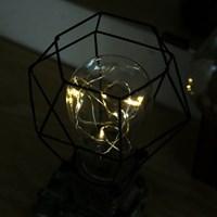 레트로 발전기 LED 무드등