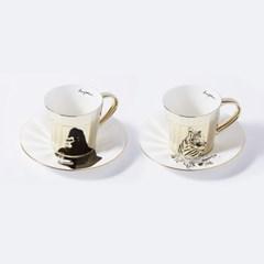 [LUYCHO] 루이초 Tall Gift Set - Gorilla(black)+Siberian Tiger