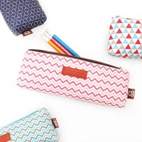 Pattern Adios Pencil Case
