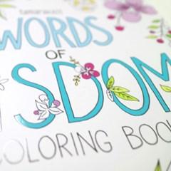 ECCOLO coloring book WISDOM