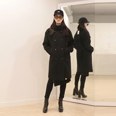 [PRIVE]102 Coat (Black)