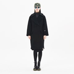 [PRIVE]103 Coat (Black)