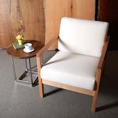 [퍼니매스] Walnut Crossover Side Table (월넛 크로스오버 테이블)