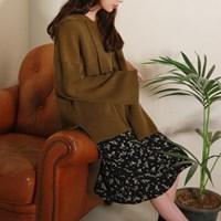 Blossom long skirt