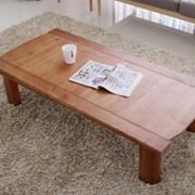 [잉카]솔향 소나무원목 거실테이블 1500