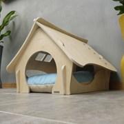 강아지 고양이 리듬 하우스