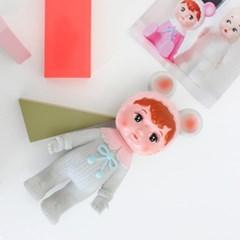 Lapin&Me Woodland Doll[그레이]