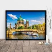 1000조각 직소퍼즐▶ 베를린 성당과 슈프레 강 (PK1000-3121)