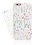 Blurred Watercolor (HF-013) Flower Hard Case