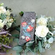 [여성양말] Flower (18001700-99)-CH
