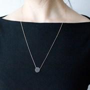 [silver925]clair necklace