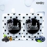 피부9단 모공 케어 세트/블랙팩 클렌저/클렌징/클렌징폼