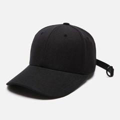 HIGH LIFE LONG VISOR CAP (BLACK)_(400604714)