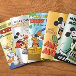 [Disney]Mickey_Hologram Post Card