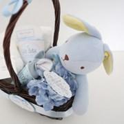 핑크래빗 아기옷바구니 (5종의류세트)
