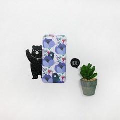 Bear Garden_Purple  베어가든 퍼플