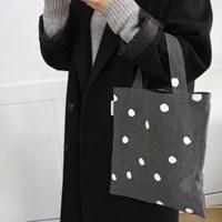 [haku.haru] ink drop mini bag