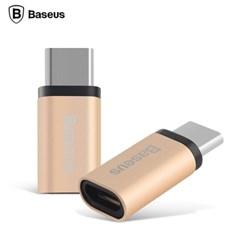 베이스어스 USB C타입 Micro변환 젠더