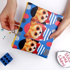 Lovely blue pouch 2종