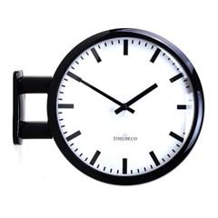 모던라인 양면시계(2colors)