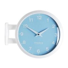 모던파스텔모노 양면시계(3colors)