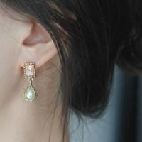 [vintage] roslyn earring