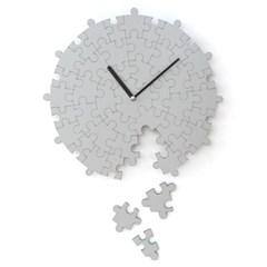 퍼즐 무소음 벽시계