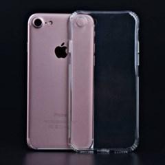 엘바 아이폰7 투명 퍼팩트 바디 라인 범퍼케이스