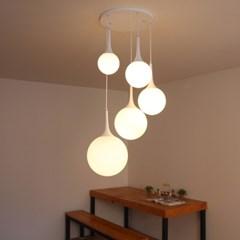 boaz 칼라바쉬 팬던트 LED 식탁등 주방등 인테리어 조명