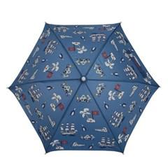 Holly & Beau 컬러체인징 우산 - 해적