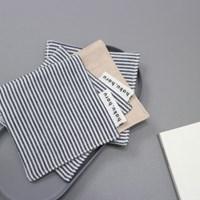 [haku.haru] cozy stripe coaster