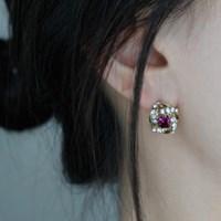 [vintage] vivian earring