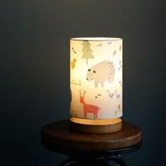 [바이빔][LED] 숲속파티 단 스탠드