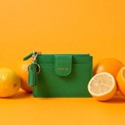 [단독][태슬증정] 버밀란 베루 카드 지갑 - 그린