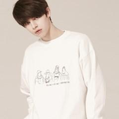 Line Drawing Sweatshirts_LT140