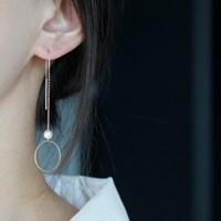 [silver925] chloe earring