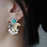 [vintage] vanessa earring