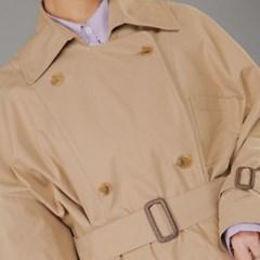 스탠다드 더블 롱 트렌치 Coat