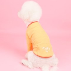 포켓맨투맨 (orange) Pocket MTM