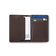 Card Case(카드명함지갑)_Brown