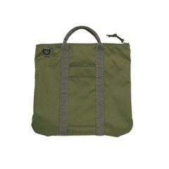 Creek Color Block Helmet Bag Olive / 컬러 블록 헬멧백