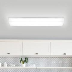 스마트 LED 주방등1등 30W[LG이노텍칩/국내산/KS인증]_(1342431)