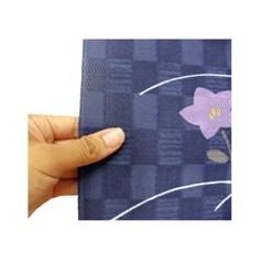 일본풍 커튼 노렌(숲의 지혜 올빼미 보름달)-cos016