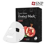 [SNP] 과일 젤라또 탄력 마스크 25ml (석류)